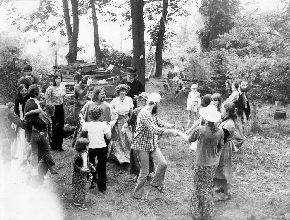 Künstlerfest Staffelstein, Dresden, 1977