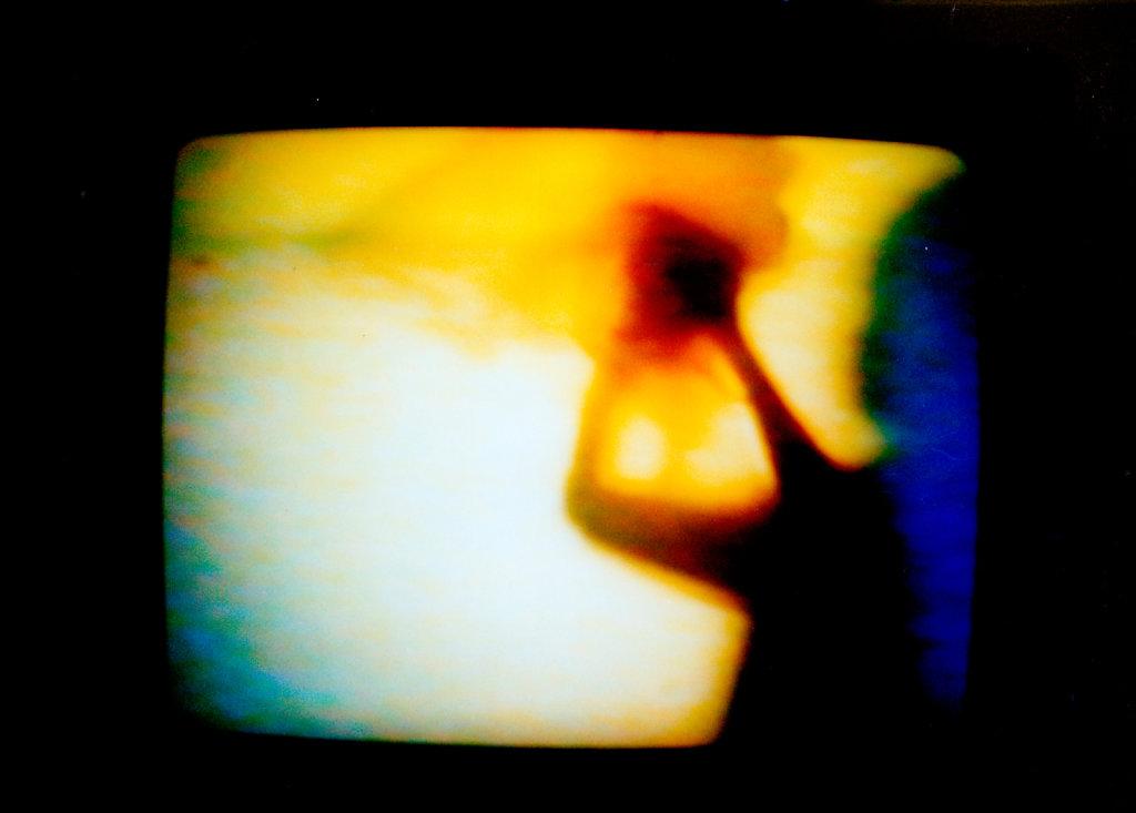 """Still von 8mm Film, """"Der Weiße Traum"""", 1984"""