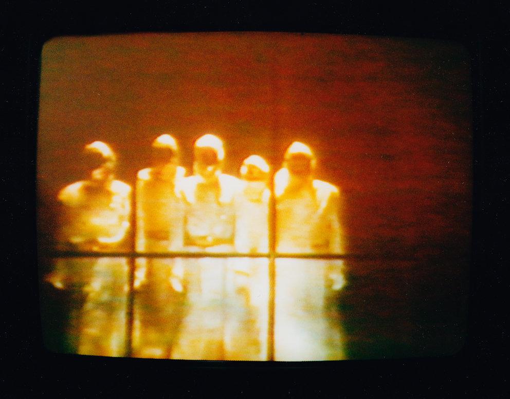 """Still aus """"DerTagtraum"""", Super8 Film, 1984"""