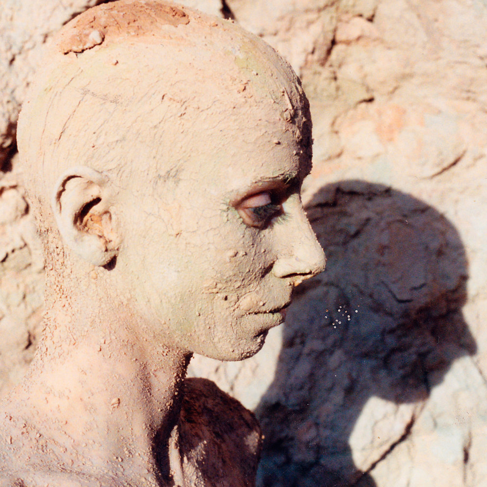 "Foto zum Filmdreh ""Rodarquilar"", 1994"